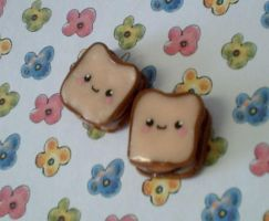 PB'n J Charms by Ratatoie