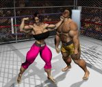 Bare-Knuckle Boxing 6B No Text by Stone3D