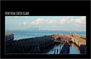 View from Staten Island by nijboer85