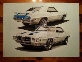 '69 Pontiac Trans Am by przemus