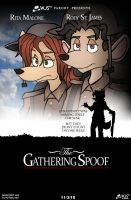 The Gathering Spoof by wolfjedisamuel