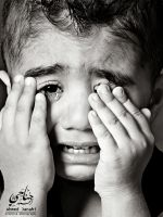 Crying Child by janahi-photography