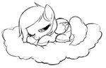 CloudStrike Sleepy by Centchi