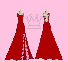 Valentine Gown by AMR-Designs