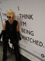 Cloud Is Paranoid by KellyJane