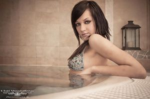Beauty in the bath by bluebeat76