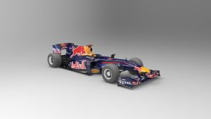Redbull Racing F1 by Binary-Map
