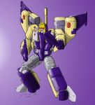 Blitzwing Colored by Johnny216