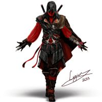 Wade's Creed  by Epic Cakester by Epic-Cakester