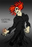 gOTHIC tWIN by tremault5