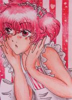 Cherry (ACEO 30) by Naousuke