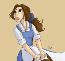 Belle by KaylieBrooke