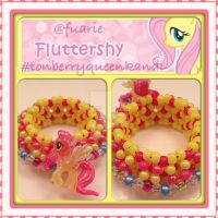 FlutteryShy 3D cuff by MalakxFuarie