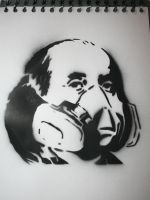 Benjamin Franklin on Paper by bookabooka