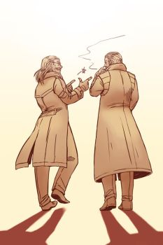 MGS - looking good by FerioWind