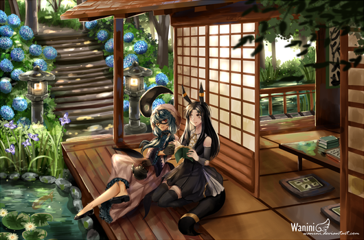 CM - Peaceful afternoon by Wanini