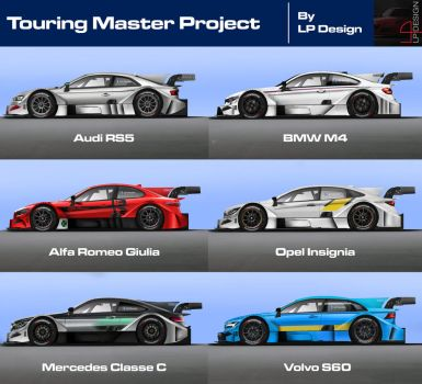 DTM Project by renxo93