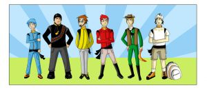 Angry Birds (Human) by Comedic44