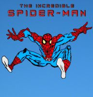 The Incredible Spider-Man Version 3 by stick-man-11