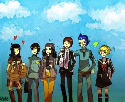 persona 2 by likeasurgeon