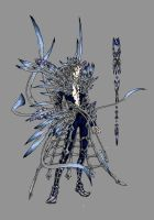 Wen-M's Angel of WTNCT anima by IckyVickys