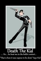 death the kid's style by DeathAuther