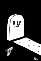 R.I.P. 2012 by EdvinDraw