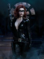 BlackWidow by Erulian