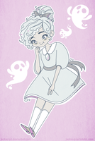 Ghost Girl by Jackie-lyn