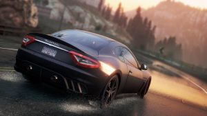 Maserati GranTurismo Most Wanted 2012 by RyuMakkuro
