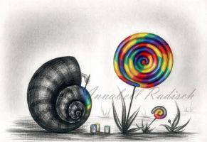 Snaily No 10 by Isisnofret