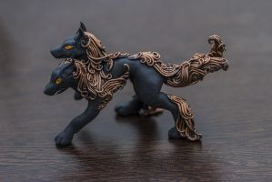 Barghest by Strepetarh