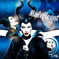 Maleficent Png Pack by selenaismyqueen