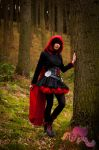 Red Like Roses Part II by AkraruPhotography