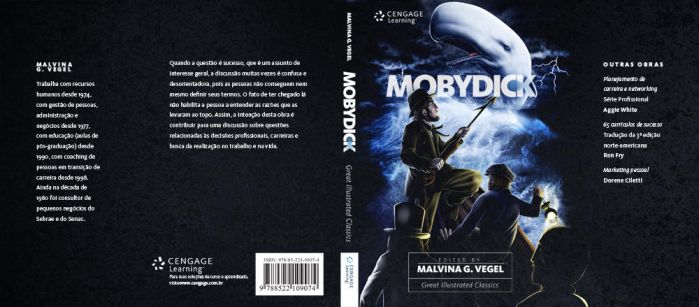 MobyDick Book by Adrean-BC