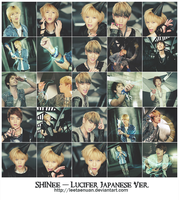 SHINee#Lucifer Japanese Ver. by Leetaenuan