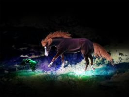 chasing spirits by themarchcat