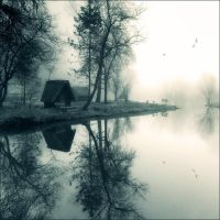 silent lake II. by arbebuk