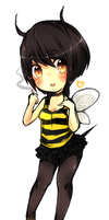 busy little bee by Kei-yo