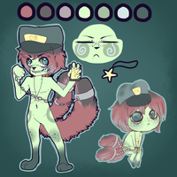 : Nuka Reference Sheet : - Candy Bites by Homohelvetti
