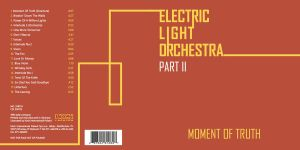 ELO, Moment of Truth - CD cover by En-B