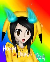 HAPPY OTAKU`s DAY by TheDrawerGirl