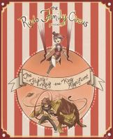 Rudo Family Circus Present by thedandmom