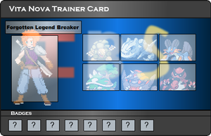 I.B.S trainer card - Breaker by JonicOokami7