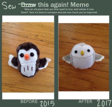 Sew this again! Meme by Forestfire2