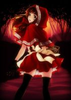 Little Red Riding Hood by Deadshutyourmouth