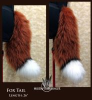 Fox tail by MissRaptor
