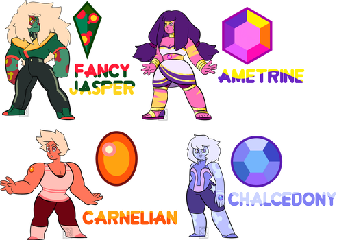 PayPal Quartz Adopts (CLOSED) by XombieJunky