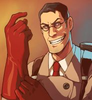 TF2 - Der Rote Medic by 2Dark