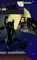 Sly 4: Page 1 by cilohl